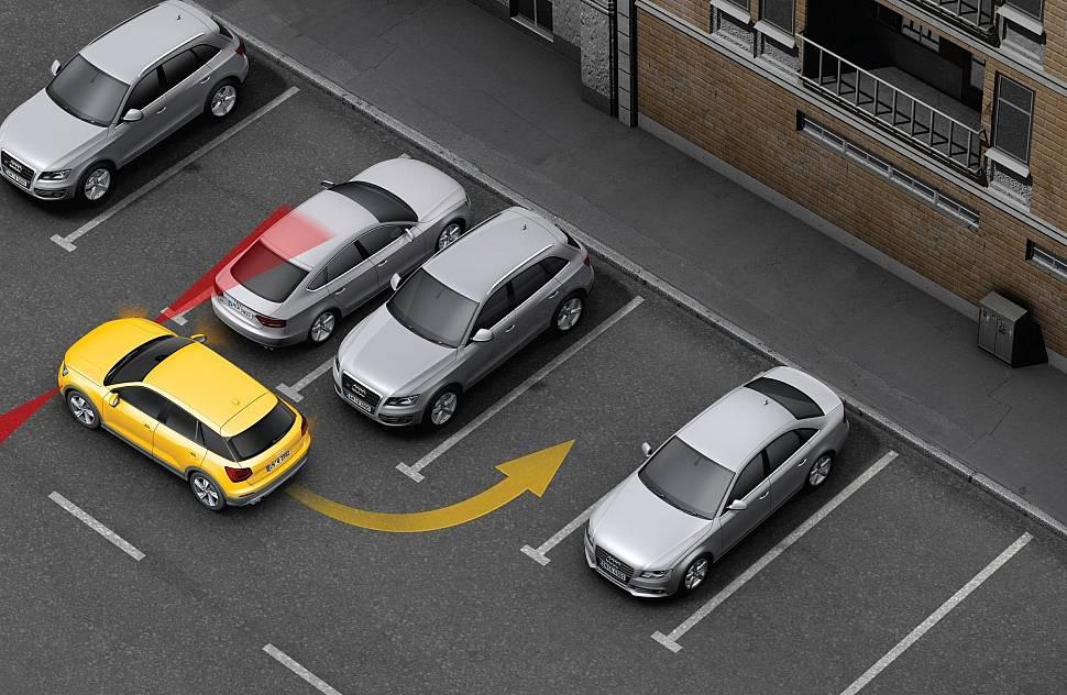 Парковка задним ходом − особенности и рекомендации